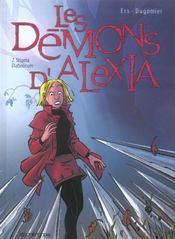Les démons d'Alexia t.2 ; stigma diabolicum - Intérieur - Format classique