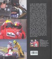 Formule 1 2003 - 4ème de couverture - Format classique