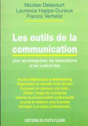 Les outils de la communication pour les entreprises, les associations et les collectivites - Intérieur - Format classique