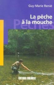 Aed La Peche A La Mouche/Poche - Couverture - Format classique