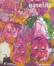 Georg Baszlitz. Une Seule Passion: La Peinture - Intérieur - Format classique