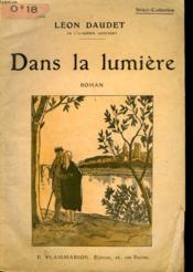 Dans La Lumiere. Collection : Select Collection N° 242 - Couverture - Format classique
