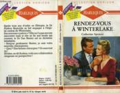 Rendez-Vous A Winterlake - The Loving Touch - Couverture - Format classique