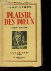 Plaisir Des Dieux - Couverture - Format classique