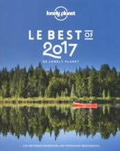Vente livre :  Le best of 2017 de Lonely Planet  - Collectif