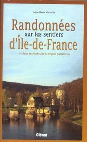 Randonnees En Region Parisienne Et En Ile De France - Intérieur - Format classique