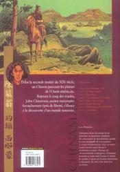 Chinaman t.8 ; les pendus - 4ème de couverture - Format classique