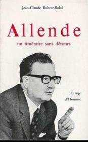 Allende - Couverture - Format classique