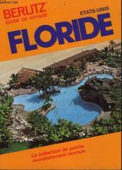 Floride - Couverture - Format classique