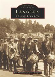 Langeais et son canton - Couverture - Format classique