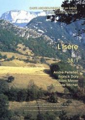 L'Isère - Couverture - Format classique
