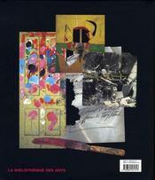Francis Bacon : l'atelier - 4ème de couverture - Format classique