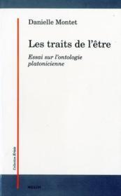Traits De L'Etre - Couverture - Format classique