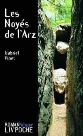 Les noyés de l'Arz - Couverture - Format classique