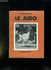 Le Judo. - Couverture - Format classique