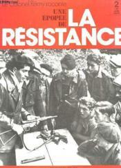 Une Epopee De La Resistance N°2 - Couverture - Format classique