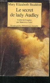 Le Secret De Lady Audley N 340 - Couverture - Format classique
