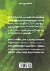 Le guide des vins bios-connaitre, choisir et deguster - 4ème de couverture - Format classique
