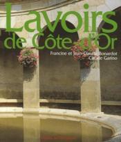 Lavoirs de Côte-d'Or - Couverture - Format classique