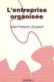 Entreprise organisee - Couverture - Format classique