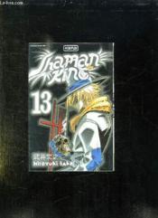 Shaman King T13 - Couverture - Format classique