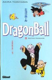 Dragon ball t.4 ; le tournoi - Intérieur - Format classique