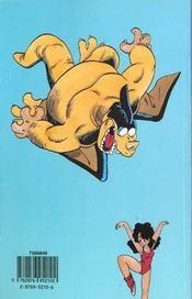 Dragon ball t.4 ; le tournoi - 4ème de couverture - Format classique