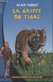 Paul Nature t.7 ; la griffe du tigre - Couverture - Format classique
