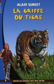 Paul Nature t.7 ; la griffe du tigre - Intérieur - Format classique