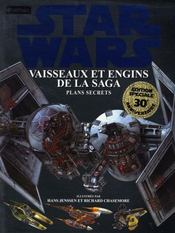 Vente  STAR WARS ; plan secrets vaisseaux et engins saga  - David West Reynolds