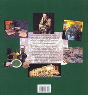 Le train, souvenirs et objets du chemin de fer - 4ème de couverture - Format classique