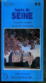 Hauts de Seine - Couverture - Format classique
