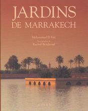 Jardins De Marrakech - Intérieur - Format classique