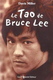 Tao De Bruce Lee (Le) - Intérieur - Format classique