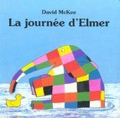 La Journee D Elmer - Intérieur - Format classique