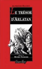 Le trésor d'Arlatan - Couverture - Format classique