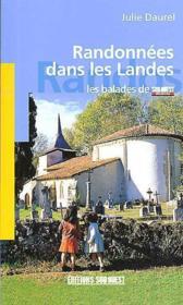 Randonnees Dans Les Landes - Couverture - Format classique