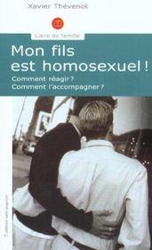 Mon Fils Est Homosexuel - Intérieur - Format classique