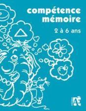 Compétence mémoire - Couverture - Format classique