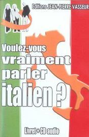 Voulez-Vous Vraiment Parler Italien ? - Intérieur - Format classique
