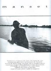Gérard Manset - Couverture - Format classique