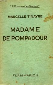 Madame De Pompadour. - Couverture - Format classique