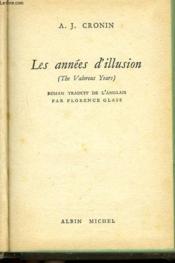 Les Annees D'Illusion - Couverture - Format classique