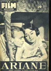 Film Complet N° 640 - Ariane - Couverture - Format classique