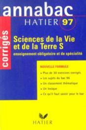 Annabac 97 Corriges Sciences Vie Et Terre S