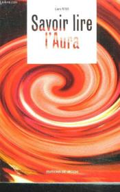 Savoir Lire L'Aura - Couverture - Format classique