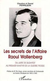Les secrets de l'affaire raoul wallenberg - Intérieur - Format classique