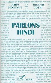 Parlons hindi - Intérieur - Format classique
