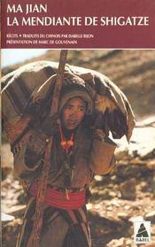 La mendiante du shigatze - Intérieur - Format classique