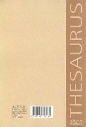 Ibn al awwam - le livre de l'agriculture - 4ème de couverture - Format classique